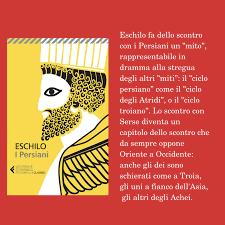 I Persiani - Tragedia - Eschilo