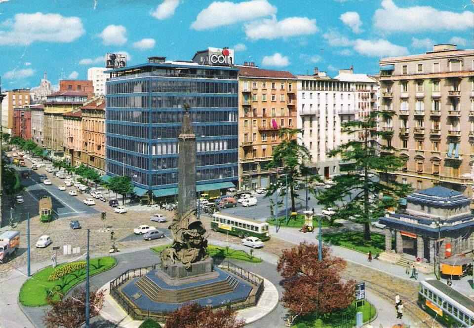 Piazza_Cinque_5_Giornate_1960