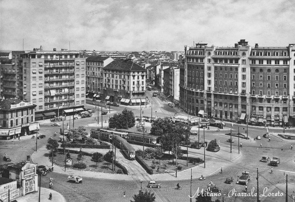 Milano Piazzale Loreto