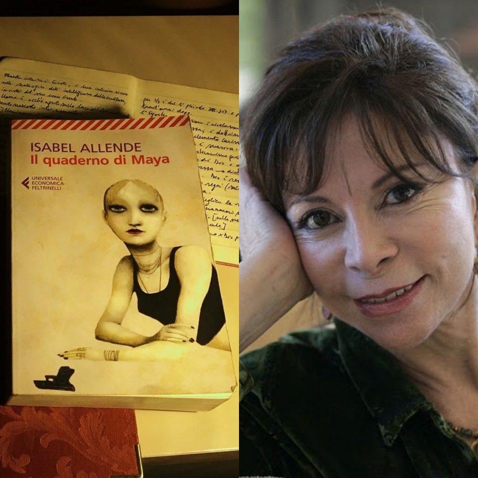 Isabel Allende: il quaderno di Maya, tra realtà e immaginazione
