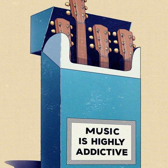Droga Doping Musica