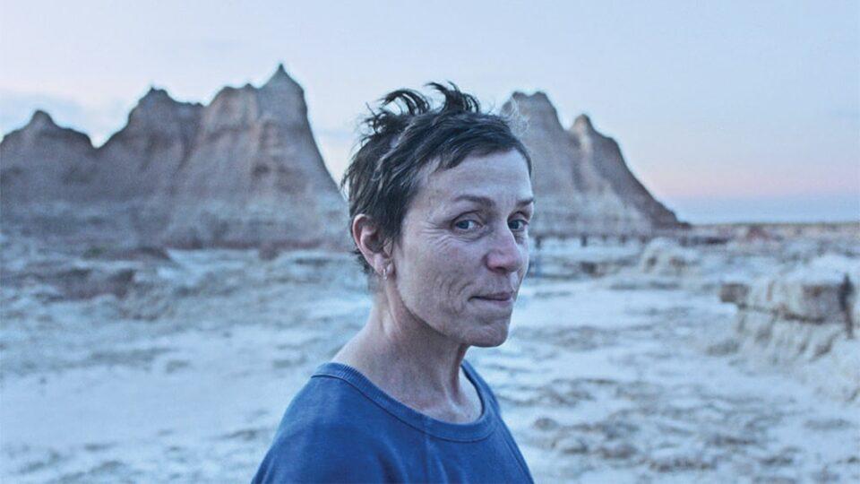 Oscar, Nomadland, Mank, Anthony Hopkins, Frances McDormand