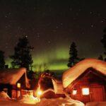 Viaggi, Aurora Boreale, Lapponia, Lapponia Svedese, Kiruna, Svezia, Luci del Nord, Northern Lights