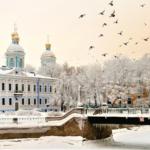 San Pietroburgo, Russia, Jan Brokken, viaggio, storia