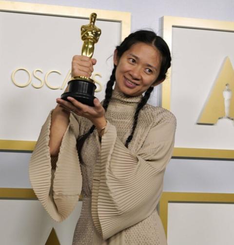 ChloéZhao, Oscar, Oscar 2021, Nomadland, Awards