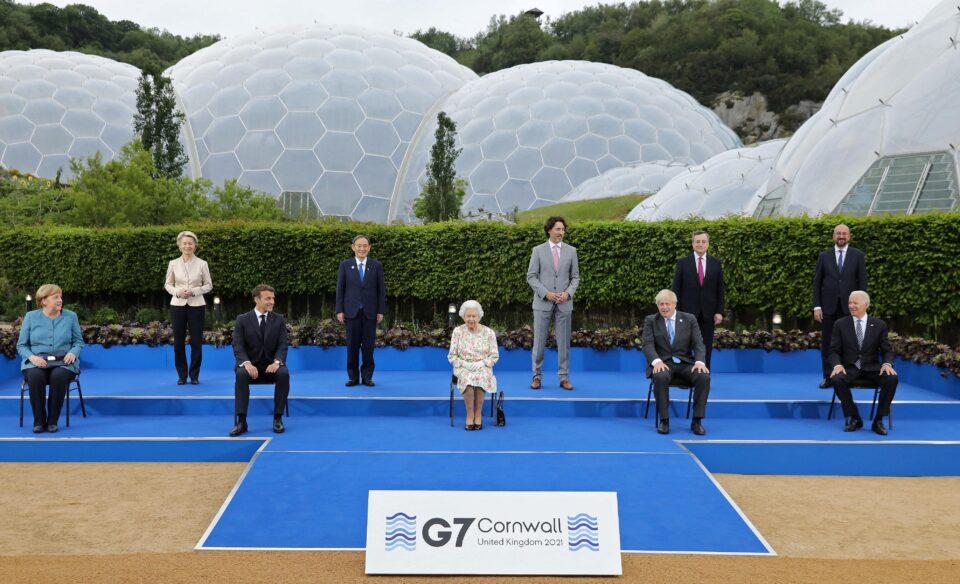 G7, CORNOVAGLIA