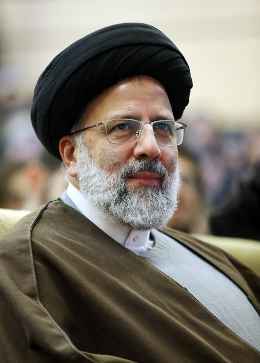 EBRAHIM RAISI, Iran