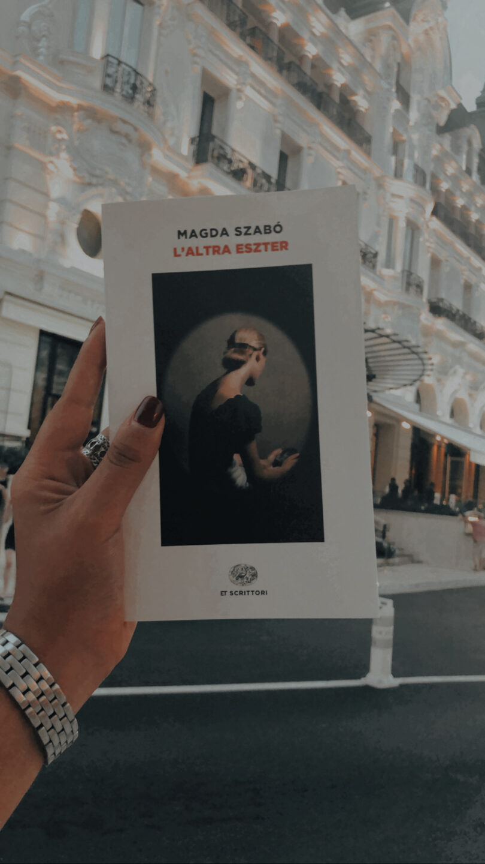 Eszter, Ungheria, libro, Magda Szabò