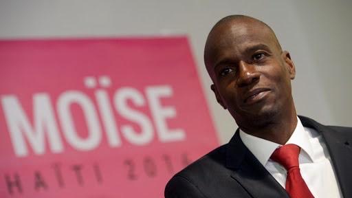 presidente Haiti, Jovenel Moise