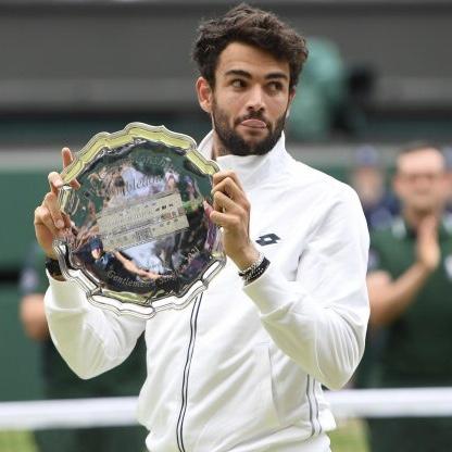 Berrettini, tennis, wimbledon