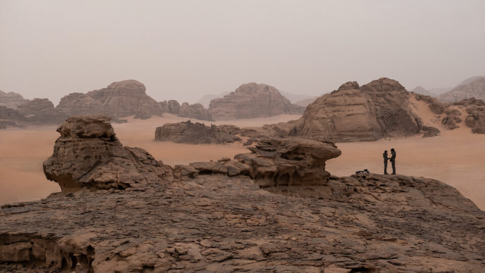 dune, villeneuve, timotechalamet, zendaya, messia, fantascienza