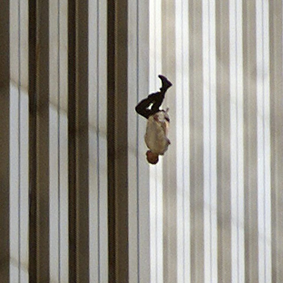 falling man, Richard Drew, 11 settembre, World Trade Center, Torri gemelle